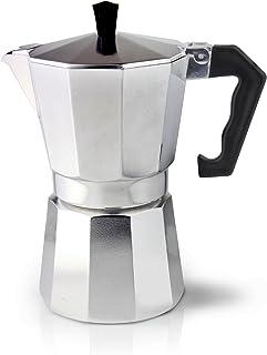 Cafe Ole 3 杯意大利风格铝浓缩咖啡机 3 Cup (120ml) 3 Cup (120ml) ECM-03