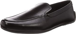 CLUB 懒人鞋 稀有弹性鞋 真皮 男士