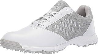 adidas 女式 W TECH response cblack/FT 高尔夫球鞋