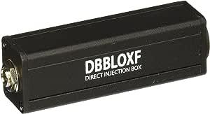 Rapco Horizon DBBLOXF Signal Direct Box