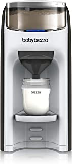 Baby Brezza 全新升级婴儿奶粉高级搅拌器-自动迅速加热混合奶瓶-轻松搅拌冲调奶粉