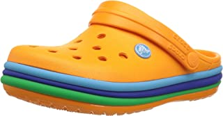 crocs ' crocband 彩虹 BAND 洞洞鞋