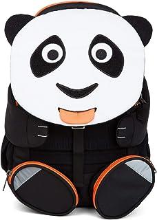 Affenzahn 幼儿园儿童背包适合男女学龄前儿童,适合 1-5 岁儿童 Paul Panda 3-5 years old - Large Friends