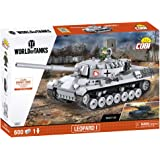 COBI World of Tank Leopard I 背心