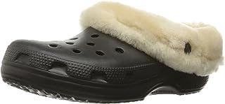 Crocs 中性 经典 Mammoth Luxe 洞洞鞋