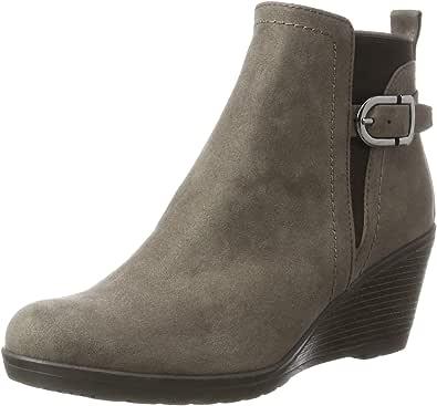 MARCO TOZZI 女士 25042 靴子 棕色(胡椒色) 6.5 UK
