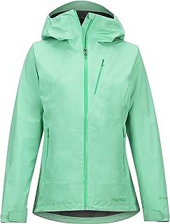 Marmot 女式刀刃硬壳防雨夹克,雨衣,防风,防水,透气