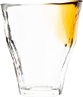 东洋佐佐木玻璃 烧*杯 琥珀 340ml 日式温水烧*杯 樱桃 日本制 42110TS-WGAB