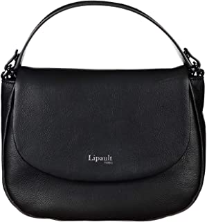 Lipault - Plume 优雅马鞍包 - 女式链带肩带手提包