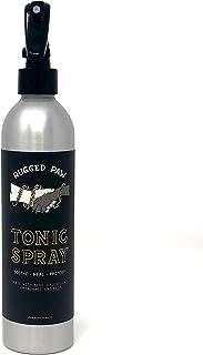 Rugged Paw Tonic 喷雾 - 宠物护理狗爪*喷雾用于保湿和舒缓干燥的爪垫和鼻鼻子 8 盎司/237 毫升