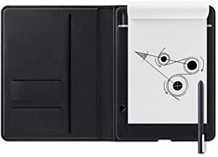 Wacom 和冠 Bamboo Folio CDS810G智能对开数位本 手写笔记本(大)(亚马逊自营商品, 由供应商配送)