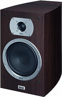Heco 德高 Victa Prime 低音反射式书架扬声器 黑色