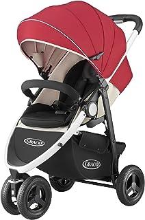 GRACO (葛萊) 3輪嬰兒車 城市時尚 レッドRD