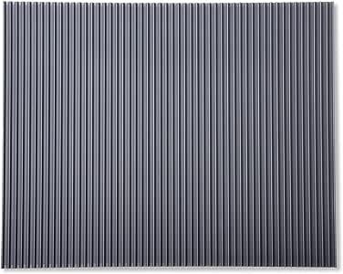 Miusco 硅胶盘干燥垫,快干,防滑,耐热 Grey - Large C3166