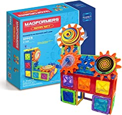 Magformers 麦格弗 运动组合37磁力片组合