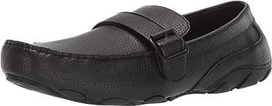 Kenneth Cole Unlisted 男士系带驾驶风格乐福鞋 黑色 9 M US