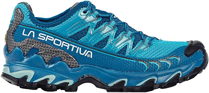 La Sportiva Ultra Raptor 山地跑鞋 - 女士 37 M EU 蓝色 16V-FJDBL-37