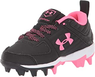 Under Armour Kids' Leadoff Low Rm Jr. 儿童棒球鞋
