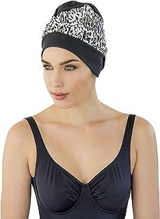 Fashy 女式面料*游泳帽
