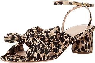 Loeffler Randall 女式 Dahlia-plfa 高跟凉鞋