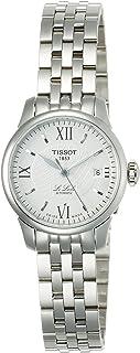 TISSOT 天梭 瑞士品牌 T-Classic经典力洛克系列机械手表 女士碗表  T41.1.183.33