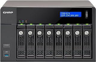 QNAP TVS-871-i7-16G-USTVS-871-i7-16G-US  TVS-871 8 Bay, Intel i7, 16GB