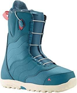 Burton 女式薄荷雪地靴,风蓝色,7.0