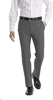 Calvin Klein 男式现代修身西裤