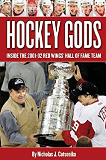 Hockey Gods: Inside the 2001-02 Red Wings' Hall of Fame Team (English Edition)