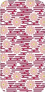 智能手机壳 透明 印刷 对应全部机型 cw-756top 套 花朵图案 花朵图案 UV印刷 壳WN-PR001781 ALCATEL ONETOUCH IDOL3 6045F 图案E