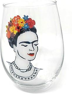 Frida Kahlo 无柄酒杯
