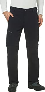 VAUDE Men's Farley Stretch T-Zip Pants II