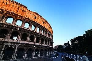 "The Colosseum 早晨。 海报印刷品 17"" x 11"""