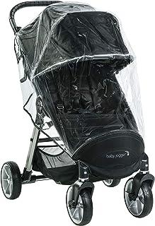 Baby Jogger 防雨罩 适用于City Mini 2(4 轮)单人婴儿车 | 挡雨、雪和风