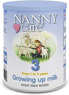 Nannycare 成长性营养山羊奶,400克