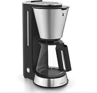 WMF 福腾宝 KÜCHENminis 迷你版 带玻璃壶的芳香过滤咖啡机 5 杯装 760 W 紧凑型 节省空间的设计 带自动关闭功能的热板