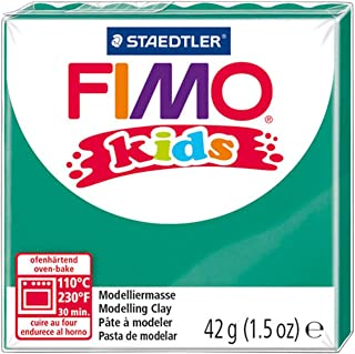 42g Green Fimo Modelling Clay