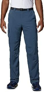 Columbia SPORTSWEAR 男式銀 Ridge 工裝褲
