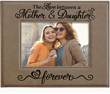 KATE posh THE LOVE between A 父亲女儿和 SON IS FOREVER 皮革画框 a14411439