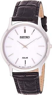 Seiko 精工 太阳能 男士 手表 sup873p1 黑色