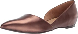 Naturalizer 女士 Samantha 尖头平底鞋