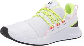 Under Armour 女式 Charged Breathe Lace 运动鞋