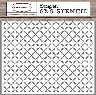 Carta Bella Paper Company CBCD58034 格子模板
