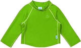 i play. Baby Unisex Long Sleeve Rashguard Shirt UPF 50+