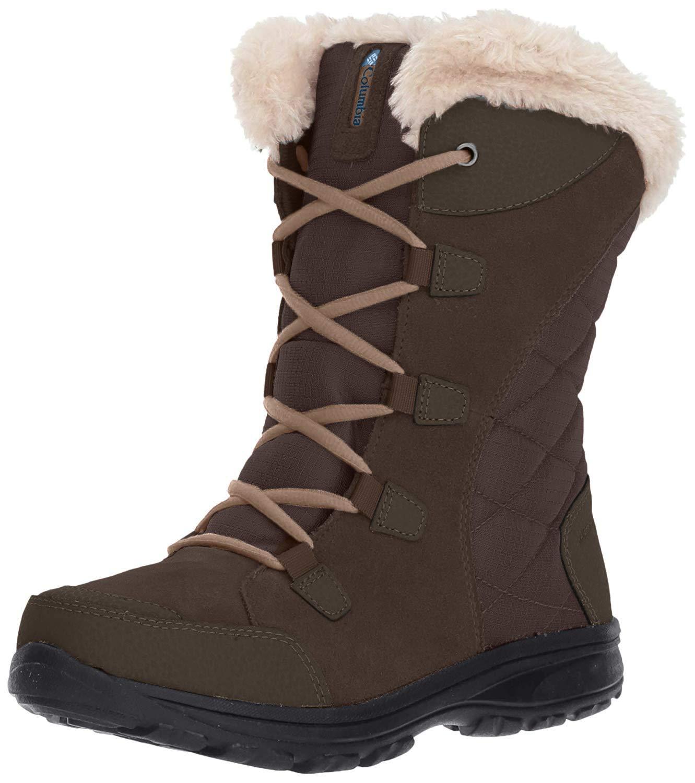 Columbia 哥伦比亚 雪域系列 女 休闲鞋 BL1581