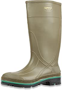 Honeywell Safety 75120-3 Northerner Series Max Men's Hi Boot, Size-3, Olive