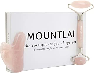 Mount Lai - 玫瑰石英面部水疗套装   日常仪式,自我护理