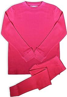 BASICO 女式 2 件长 John 保暖内衣套装 * 纯棉
