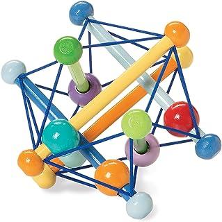 Manhattan Toy Skwish 經典搖鈴牙膠抓握活動玩具 Color Burst