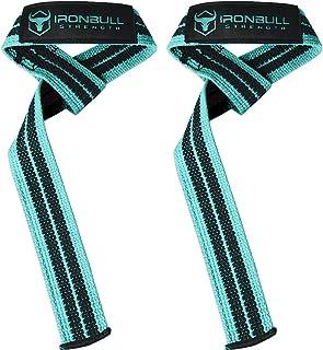 举重带(1 对) - 加垫护腕带 - 适用于举重、*、健身锻炼、力量训练、举重和健身锻炼